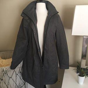 Kristen Blake Rain Jacket Large